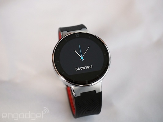 Alcatel smartwatch4