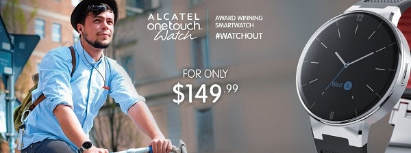 Alcatel OneTouch Watch9