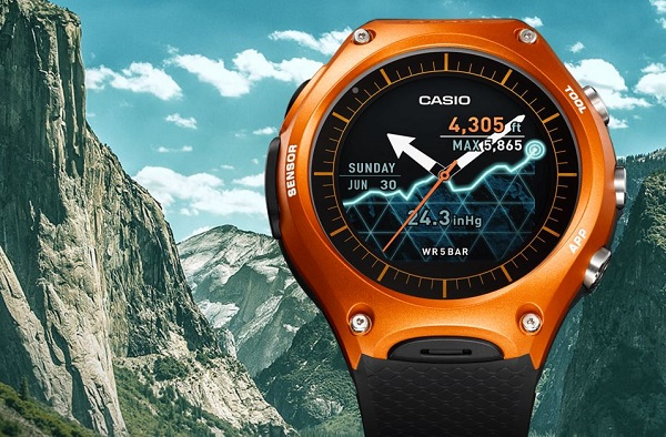 Casio WSD F11