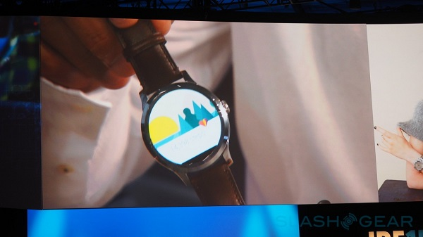 Fossil android wear watch3