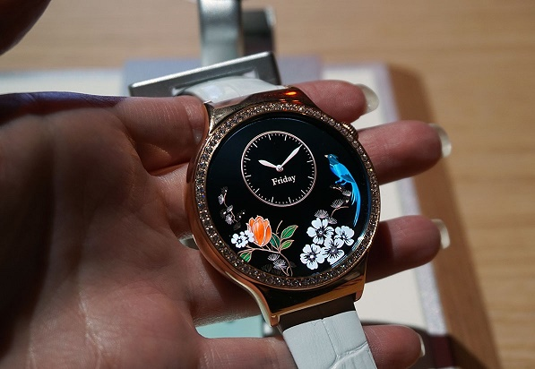 Huawei Watch Jewel5