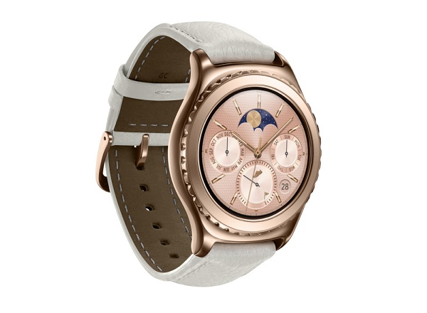 Samsung Gear S2 Classic Rosegold