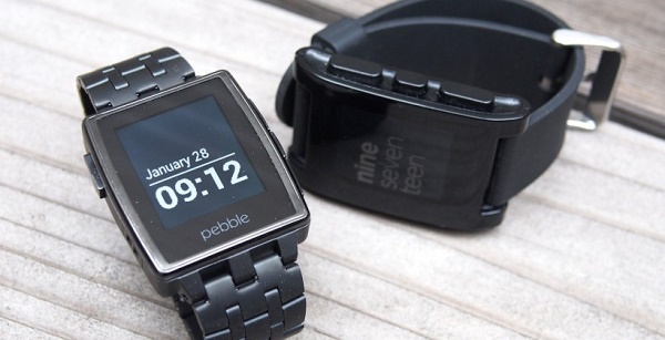 Pebble Steel Smart Watch5