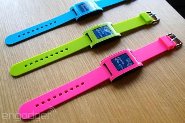 Pebble smartwatch color2