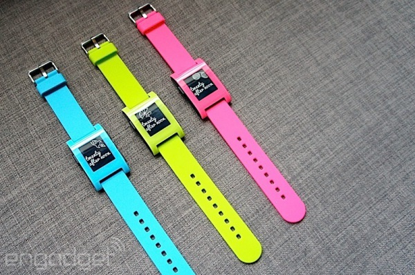 Pebble smartwatch color3