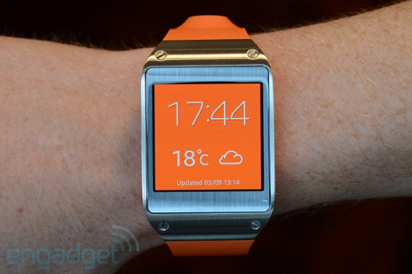 Samsung Galaxy Gear rev1