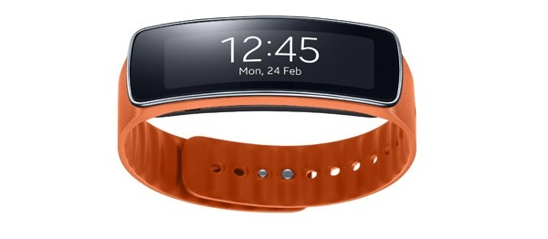 Samsung Gear Fit 5