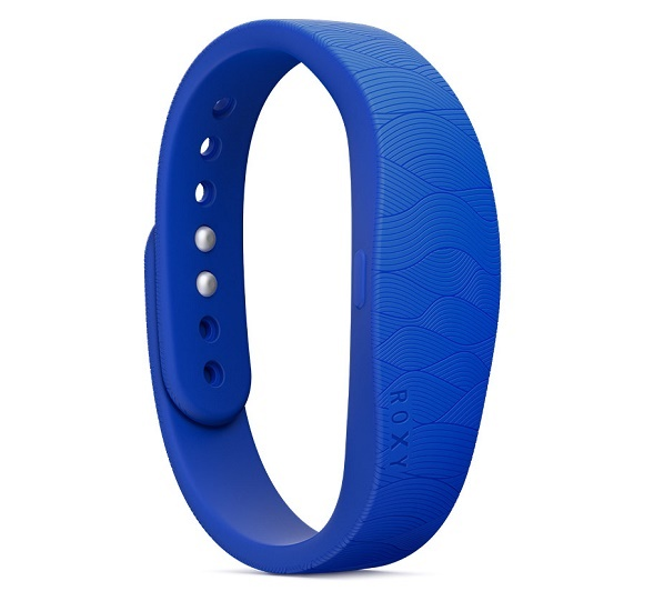 Sony SmartBand with Roxy