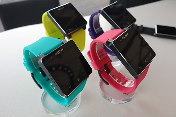 Sony SmartWatch 2 rev2