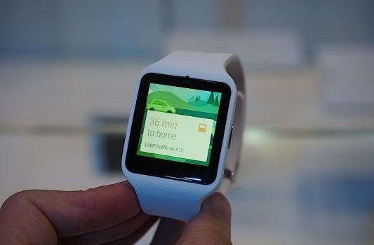 Sony SmartWatch 3 11
