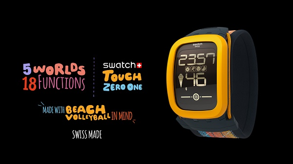 Swatch Touch Zero One6