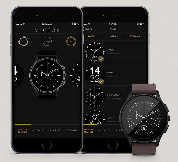 Vector smartwatch3