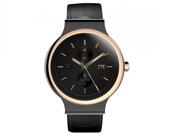 Представлены умные часы ZTE Axon Watch