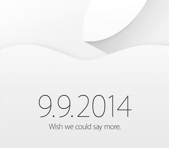 iPhone 6 invite