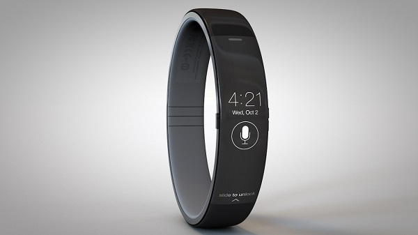 iWatch concept FuelBand 3
