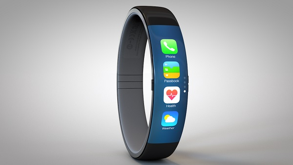 iWatch concept FuelBand 4