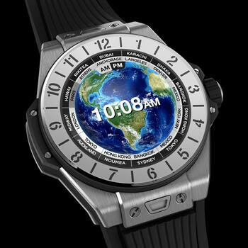 Титан и керамика. Hublot выпустил новые смарт-часы стоимостью $5800