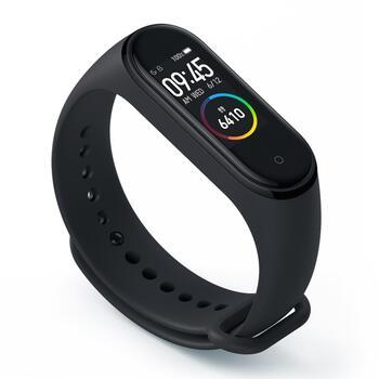 Xiaomi выпустила в российскую продажу фитнес-браслет Mi Smart Band 4 с чипом NFC
