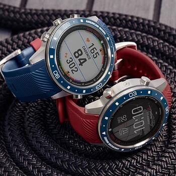 Garmin выпустила титановые смарт-часы MARQ Captain American Magic Edition стоимостью $1750