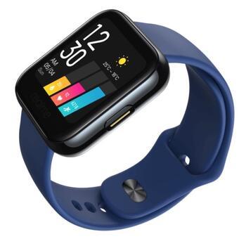Realme выпустил недорогие умные часы Realme Watch стоимостью $52