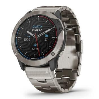Garmin выпустил продвинутые умные-часы Quatix 6X Solar стоимостью $1150