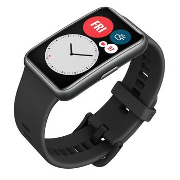 Новые смарт-часы Huawei Watch Fit предстали на качественных изображениях