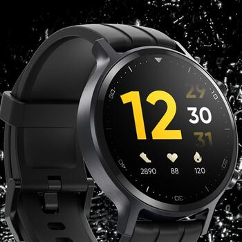 Смарт-часы Realme Watch S стоимостью 6740 рублей поступили в российскую продажу